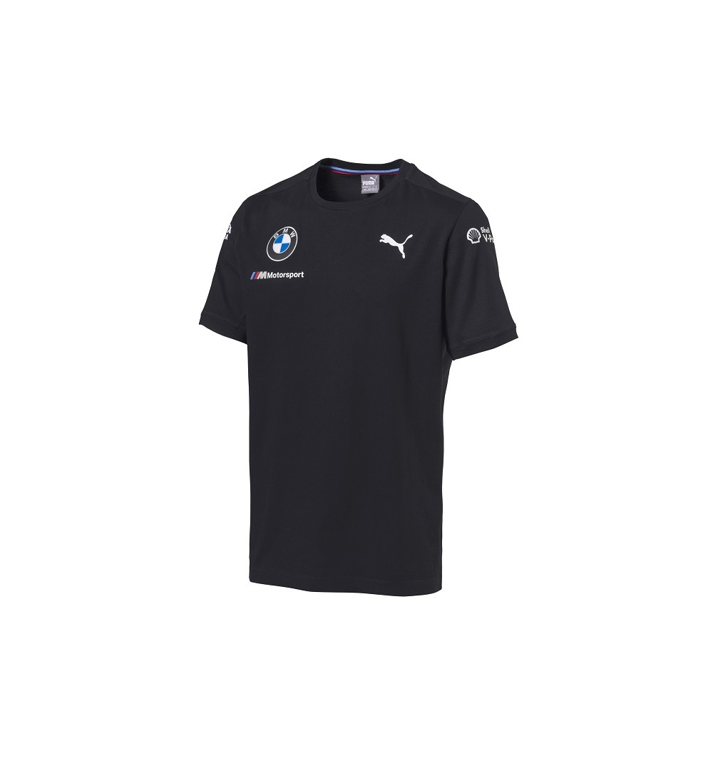 T-shirt BMW Motorsport Team 2018 bleu pour